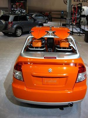 Suzuki SX4 Maki - Subcompact Culture