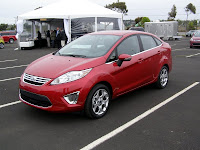2011 Ford Fiesta SEL sedan - Subcompact Culture