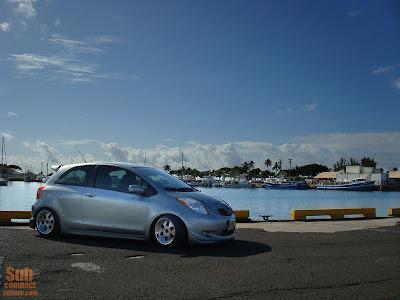 2008 Toyota Yaris S liftback - Subcompact Culture