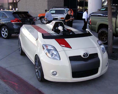 Five Axis Yaris - Subcompact Culture