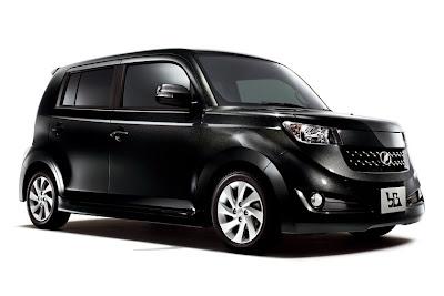 New Toyota bB