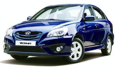 2010 Hyundai Verna