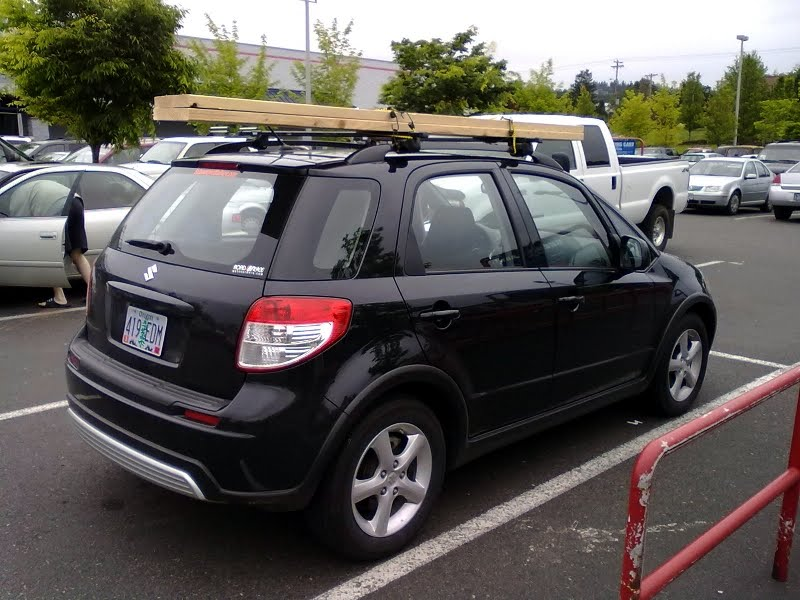 Although Most Subcompact Hatchbacks Are Pretty Versatile, Every Now And  Then You Run Into A Situation Where You Simply Canu0027t Fit Your Cargo Inside  The ...