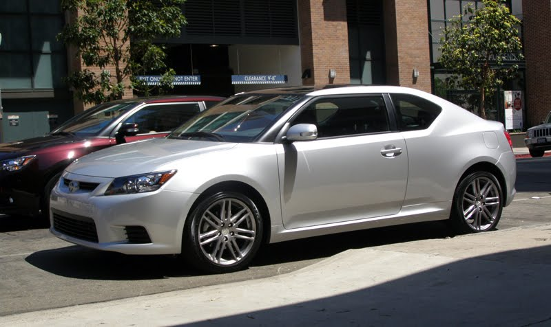 Driven 2011 Scion Tc Ithe Bread And Butter Model Gets Updated