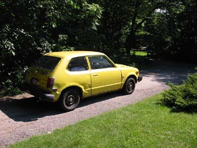1979 Honda Civic 1200 - Subcompact Culture