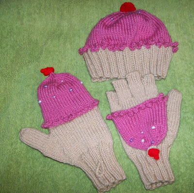 Free Knitting Patterns: Knitted Mitten Patterns