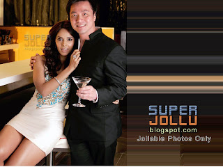 Malaika sherawat the most glamorous girl in bollywood india acting with a japan ? actor