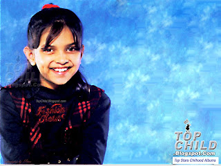 Dipika padukone bollywood actress childhood photo