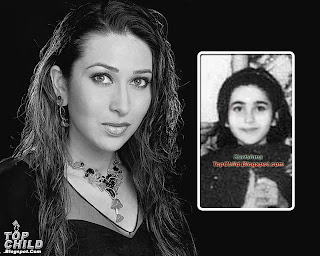Karishma kareena kapoors (lolo and bebo) childhood and schooldays  pictures