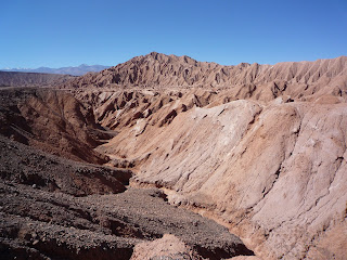Backpacking in San Pedro de Atacama