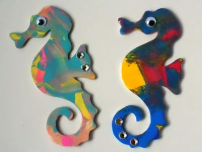 Mr. Seahorse craft