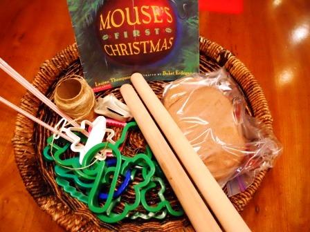 cinnamon salt dough ornaments, advent activities
