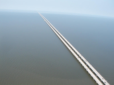Manufactured Landscapes Longest Bridges - Longest bridge in the usa