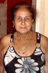 Aparecida Miguel (mãe da Vânia)