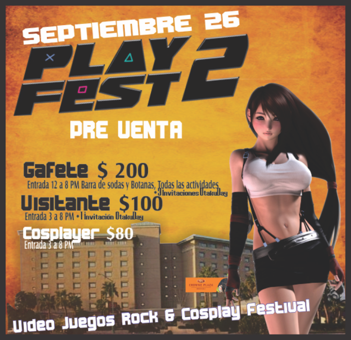 Play fest 2   septiembre  PF4
