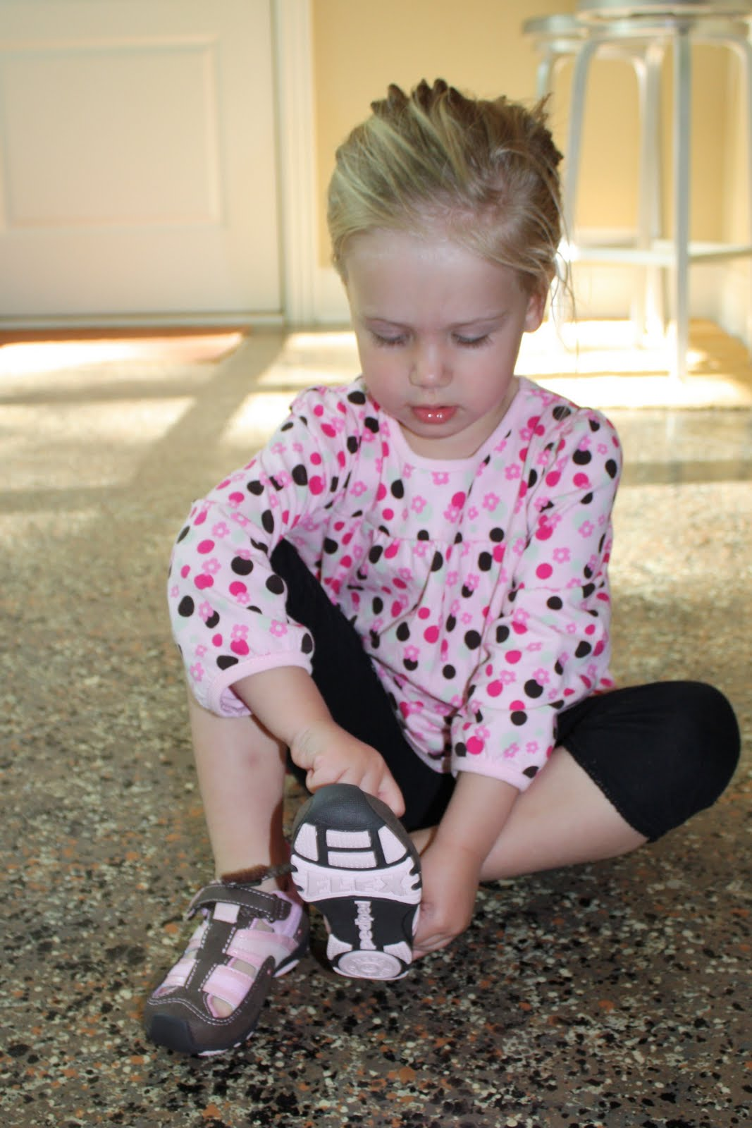 TinySoles Shoes Review and Giveaway