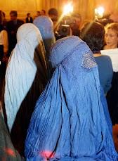 Debajo de la burka