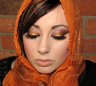 arabic eye makeup images