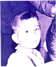 Silas Correa Leite Com Três Anos
