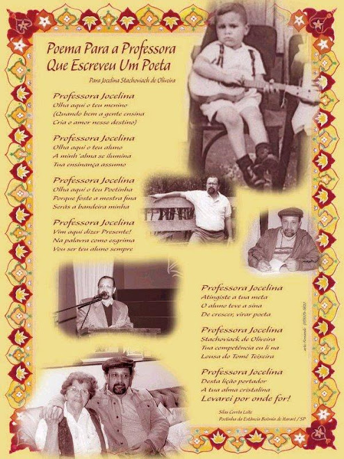 Homenagem à Professora Jocelina Stachoviack de Oliveira