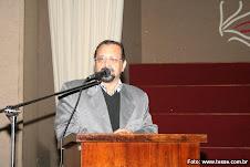Silas Correa Leite em Palestra na Universidade de Palmas
