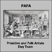 Primitive and Folk Artists Etsy Team