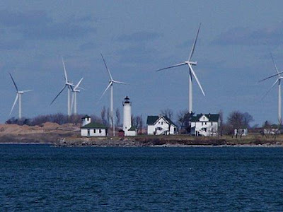 Wolfe Island Wind Farm