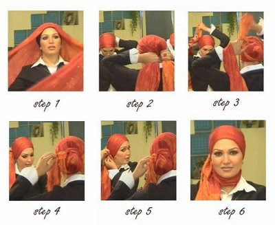 hijabs - egyptian style 2011
