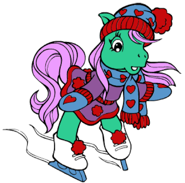 my little pony coloring book. Image from Hubworld My Little