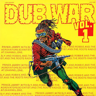 Prince Jammy - Dub War Vol.1