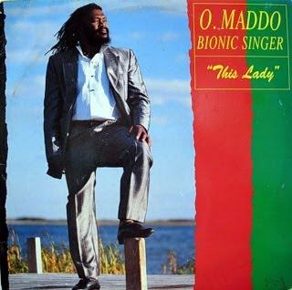 O. Maddo - This Lady