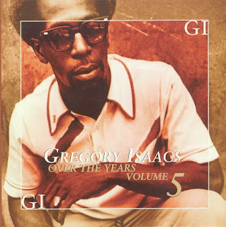 Gregory Isaacs - Over The Years Vol.5