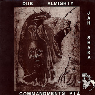 Jah Shaka - Commandments Of Dub 4: Dub Almighty