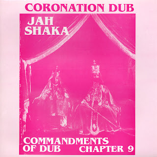 Jah Shaka - Commandments Of Dub 9: Coronation Dub