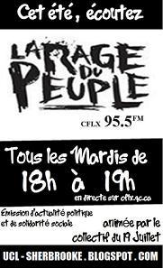 Cliquez sur cette affiche pour parcourir les archives audio de l'émission!