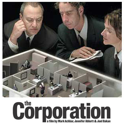 the corporation by mark achbar essay Corporation as psycho mark achbar's sly documentary wonders how the law the corporation a film by mark achbar , joel bakan and almost an essay.