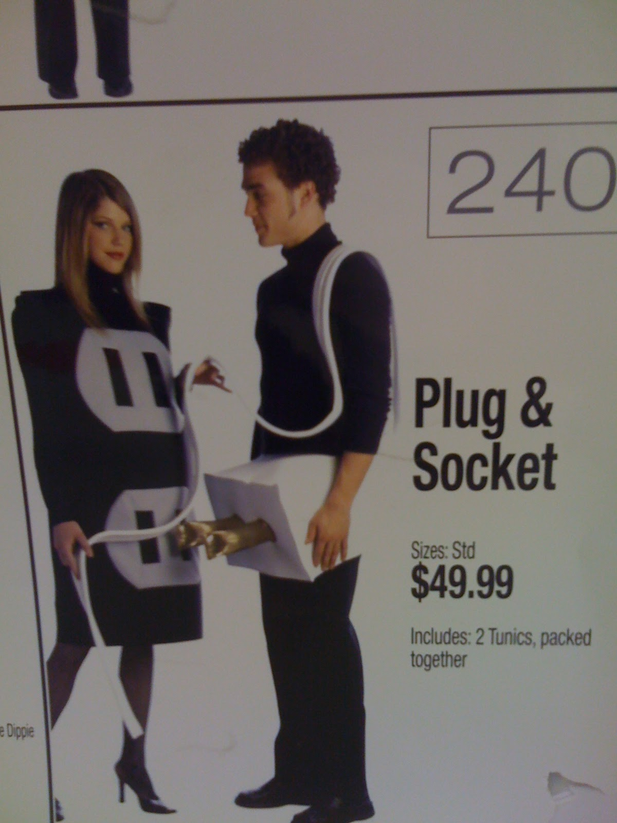Halloween-Costume-Plug-Socket