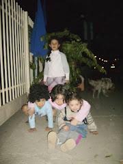 LOS NIÑOS DEL CAMPAMENTO 20-01-08