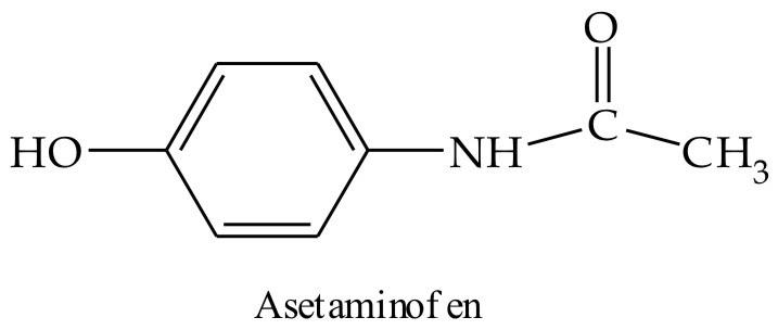 Analisis Asetaminofen Paracetamol Lansida