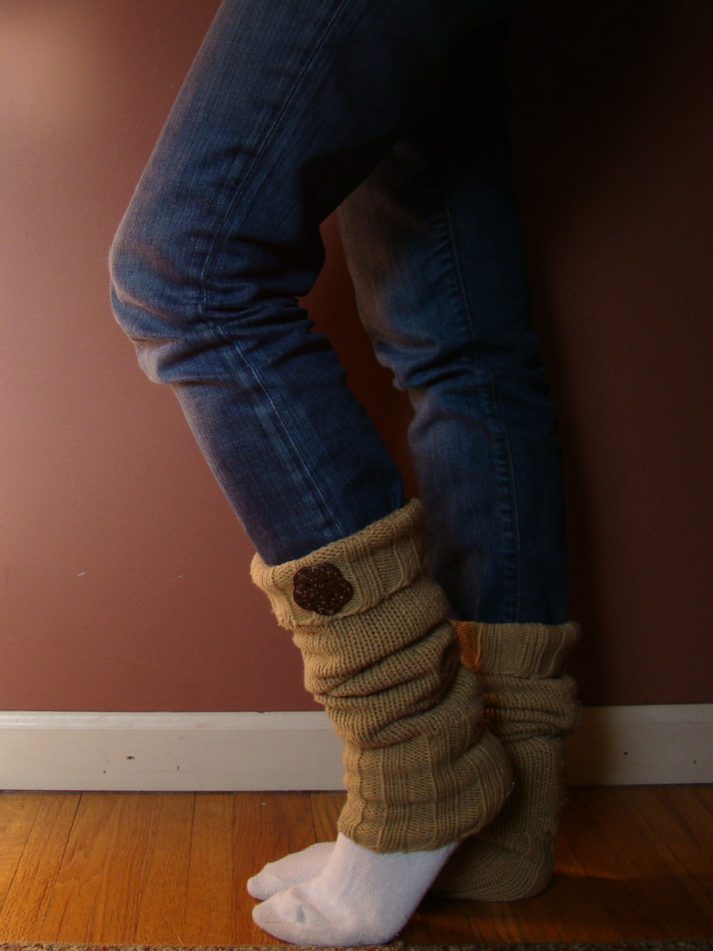 Fireflies and Jellybeans: How to Make Leg Warmers From an ...