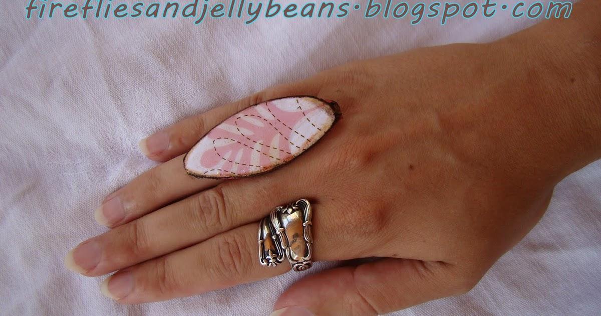 Plaid Ring