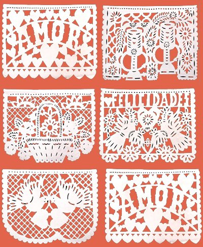 eye catching style south of the border papel picado. Black Bedroom Furniture Sets. Home Design Ideas