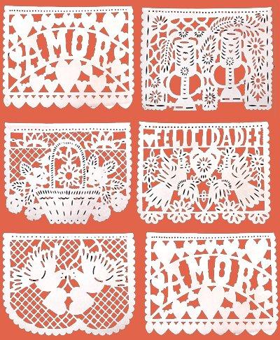 papel picado designs template - photo #13