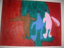 Nova pintura de Filipe