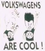 Volkswagens are Cool!