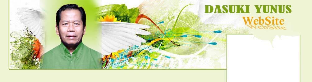 Dasuki Yunus Website