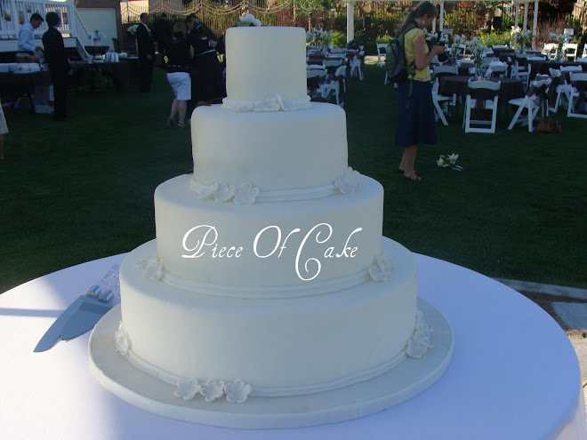 4 Tier White Elegance