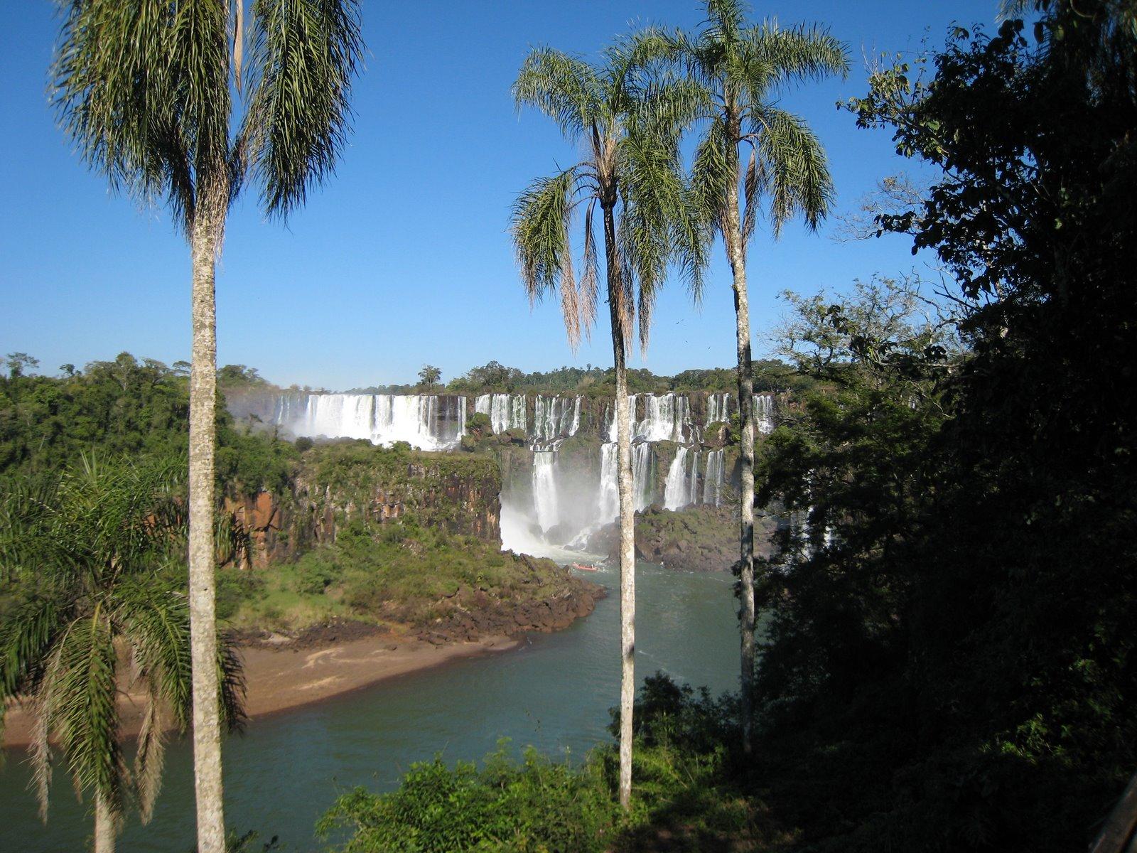 Las Catarats, Iguazu