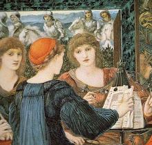From 'Pre-Raphaelite Art' ...