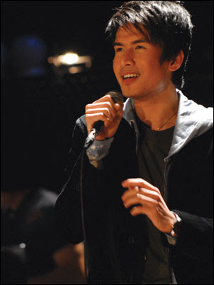 Christian Bautista - Take celebrity out #voting.3gp - YouTube